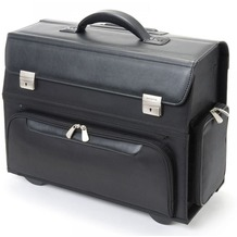 Dicota Professionals ComfortCase Business-Trolley 45 cm Laptopfach schwarz