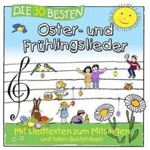 Die 30 besten Oster- und Frühlingslieder Hörbuch