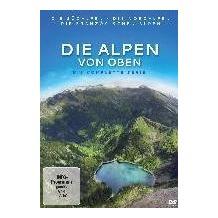 Die Alpen von oben - Die komplette Serie [DVD]