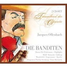 Die Banditen, CD