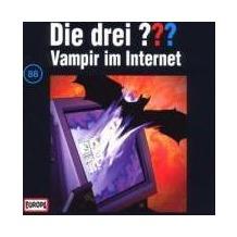 Die drei ??? 088. Vampir im Internet (drei Fragezeichen) CD Hörspiel