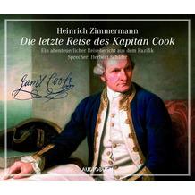 Die letzte Reise des Kapitän Cook Hörbuch