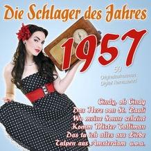 Die Schlager Des Jahres 1957, CD