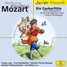DIE ZAUBERFLÖTE  QS FÜR KINDER (ELOQUENCE JUN.), CD