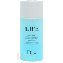 Dior Hydra Life Triple Impact Makeup Remover 125 ml