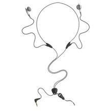 dismaq Universal MP3 Kopfhörer mit Umhängeband und Trageöse