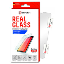 Displex Real Glass for Galaxy A20e clear