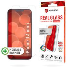 Displex Starter Kit (Real Glass+Case) für Apple iPhone 13 mini