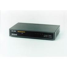 D-Link DES-1005D Desktop Switch,5x 10/100 Mbit, RJ-45, NWay, Uplink