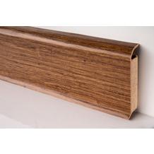 Döllken EP 60/13 Design-Kernsockelleiste für Designbeläge 2324 goldeiche rustikal 250 cm