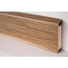 Döllken EP 60/13 Design-Kernsockelleiste für Designbeläge 2328 eiche hell rustikal 250 cm