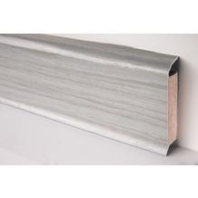 Döllken EP 60/13 Design-Kernsockelleiste für Designbeläge 2334 esche grau 250 cm