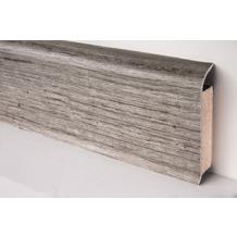 Döllken EP 60/13 Design-Kernsockelleiste für Designbeläge 2357 planke country gebeizt 250 cm