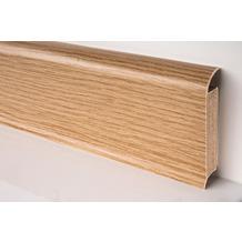 Döllken EP 60/13 Design-Kernsockelleiste für Designbeläge 2388 victoriaeiche 250 cm