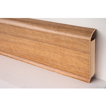 Döllken EP 60/13 Design-Kernsockelleiste für Designbeläge 2487 wild oak (luted oak) 250 cm