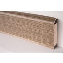 Döllken EP 60/13 Design-Kernsockelleiste für Designbeläge 2571 vintage des./lim.oak bro. 250 cm
