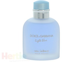 Dolce & Gabbana D&G Light Blue Eau Intense Pour Homme Edp Spray  100 ml