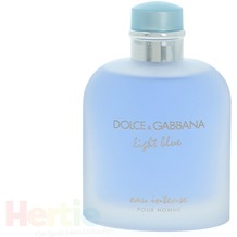 Dolce & Gabbana D&G Light Blue Eau Intense Pour Homme Edp Spray  200 ml