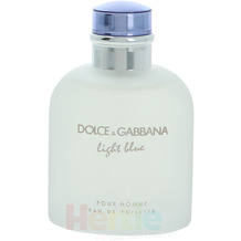 Dolce & Gabbana D&G Light Blue Pour Homme Edt Spray 125 ml