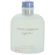 Dolce & Gabbana D&G Light Blue Pour Homme Edt Spray - 200 ml