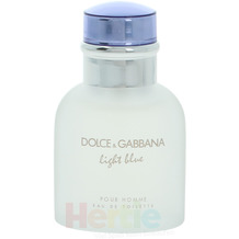 Dolce & Gabbana D&G Light Blue Pour Homme Edt Spray 40 ml