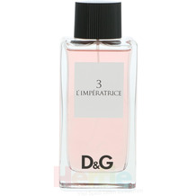 Dolce & Gabbana D&G L'Imperatrice Pour Femme Edt Spray #3 L'Imperatrice 100 ml