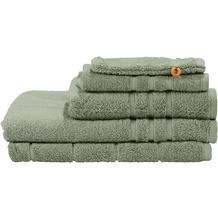 done.® Daily Uni 5er Handtuch Set  Khaki