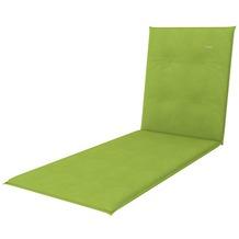 doppler Auflage Gartenliege Look ca. 195x58x4 cm D. 836 fresh green