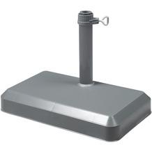 doppler Balkonschirmständer 20 kg anthrazit - für Rohr 25-32mm