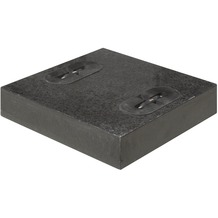 doppler Granit Design-Platte 55kg
