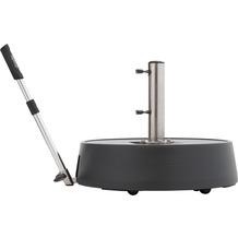 doppler Rollsockel Easy Move Switch ca. 45kg, ohne Dekorplatte