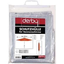 doppler Schirmhülle Basic für Ampelschirme bis 350 cm weiß