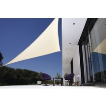 doppler Sonnensegel Darwin Dreieck Fb.900 natur 5x5x5 m