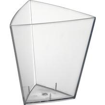 Duni Amuse-Bouche® Triangle, groß transparent 110 ml 25 Stück