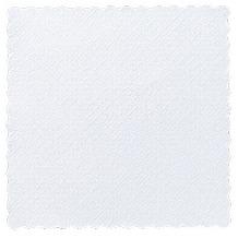 Duni Dessertdeckchen weiß 17 x 17 cm 1/4 Falz 4000 Stück