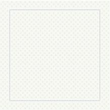 Duni Duni Dunicel-Mitteldecken Glitter White 84 x 84 cm 20 Stück
