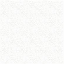 Duni Dunicel-Mitteldecken Saphira White 84 x 84 cm unverpackt 20 Stück