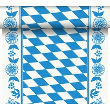 Duni Dunicel-Tischläufer Tête-à-Tête Bayer. 40cm breit, perforiert 1 Stück
