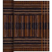 Duni Dunicel-Tischläufer Tête-à-Tête Brooklyn Black, 40cm breit, perforiert 1 Stück
