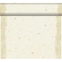 Duni Duni Dunicel-Tischläufer Tête-à-Tête Celebrate White 24 m x 0,4 m (20 Abschnitte) 1 Stück