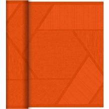 Duni Dunicel-Tischläufer Tête-à-Tête Elwin Mandarin, 40cm breit, perforiert 1 Stück