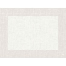Duni Dunicel-Tischsets Linnea weiß 30x40cm 100 St.