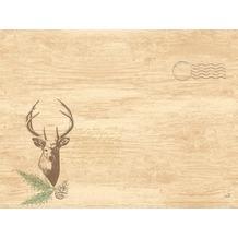 Duni Dunicel-Tischsets My Deer 30 x 40 cm 100 Stück