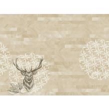 Duni Duni Dunicel-Tischsets Wild Deer 30 x 40 cm 100 Stück