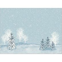 Duni Dunicel-Tischsets Winter Mornings 30 x 40 cm 100 Stück
