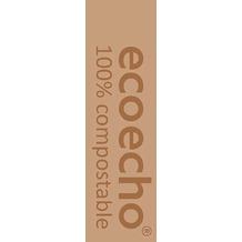 Duni Dunisoft-Servietten, Uni EcoEcho 40x40 cm 1/8 Buchfalz 60 St.