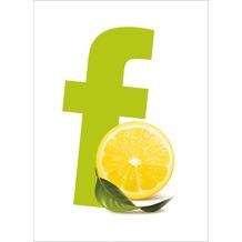 Duni Erfrischungstücher Lemon 71 x 51 mm 1000 Stück