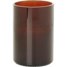 Duni Aware Bottle brown Kerzenglas inkl Kerze 119 x 83mm