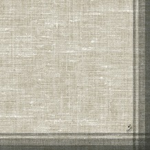 Duni Klassik-Servietten Motiv Linus black 40x40 cm 4lagig, geprägt 1/4 Falz 50 St.