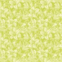 Duni Mitteldecke Motiv Firenze Lime 84 x 84 cm 1 Stück